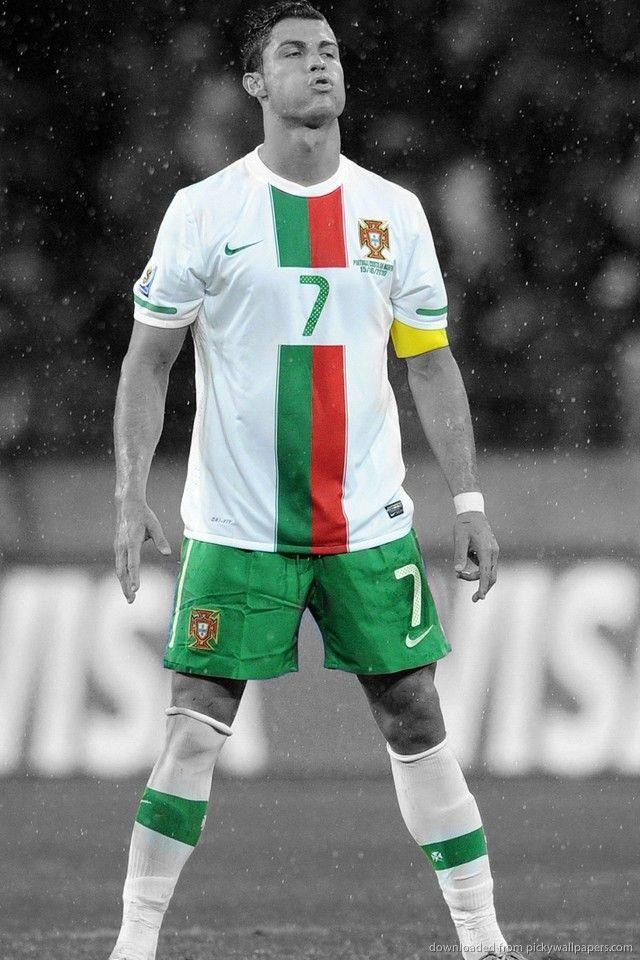 Cristiano Ronaldo Iphone Wallpaper HD Wallpapers Pinterest