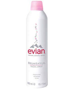 The Best Cooling Face Mists Facial Spray Evian Facial Spray