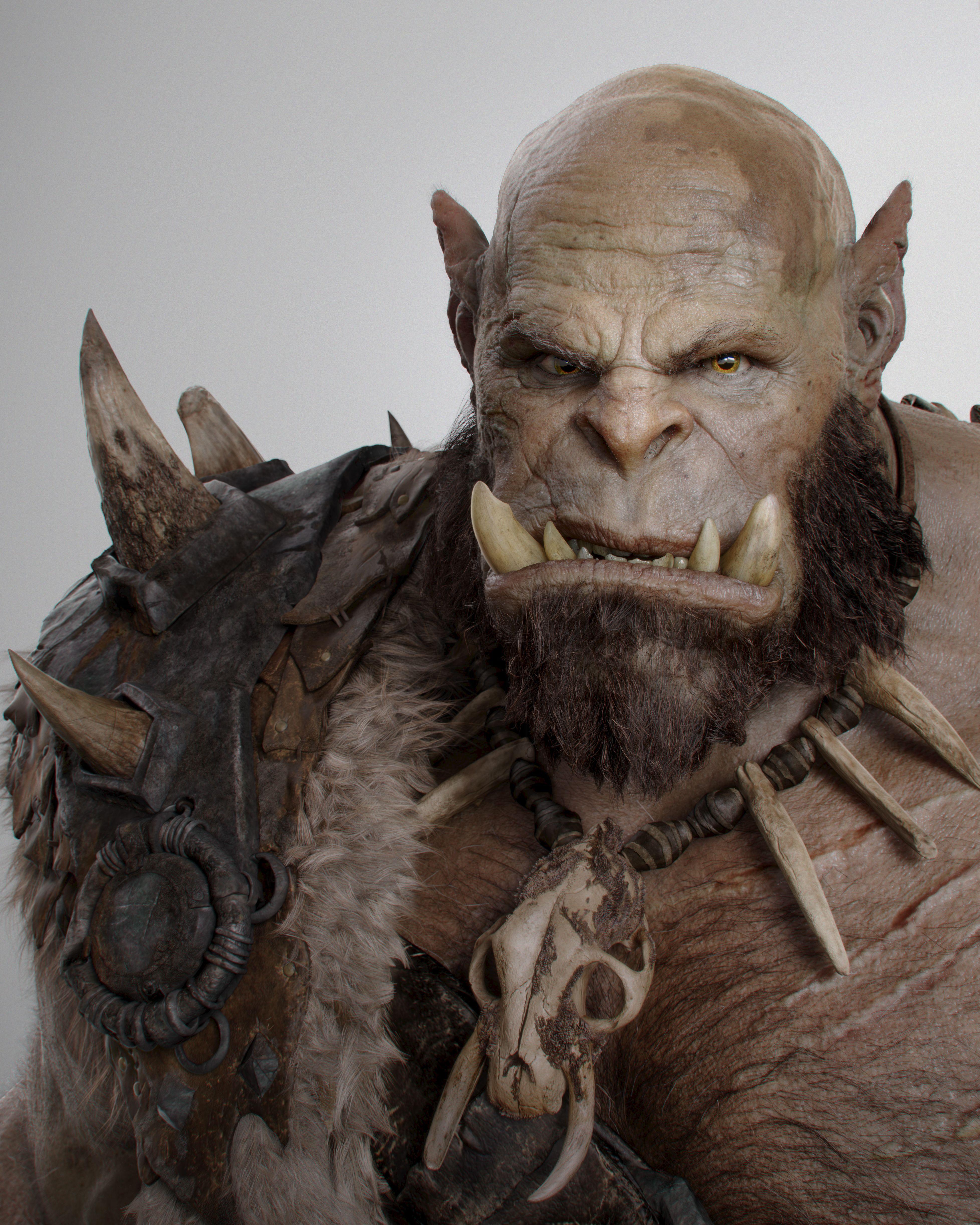 Warcraft Orgrim Warcraft Movie Warcraft Orc World Of Warcraft Movie