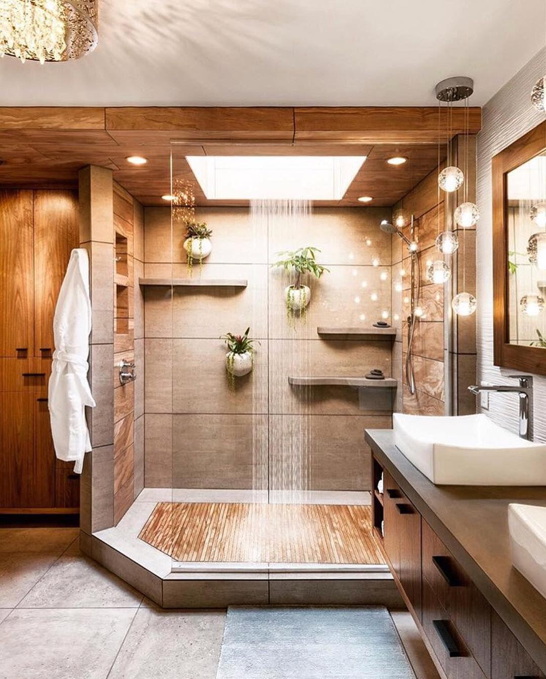 "İç Mimarlık Dergisi on Instagram: ""Amazing Shower by @mantisdesignbuild ----- #icmimarlikdergisi ----- #design #tasarım #içmimarlık #interior #architecture #furniture…"" #architecturallightingdesign"