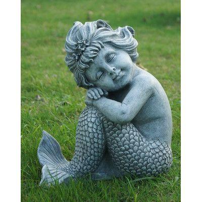 Mermaid Statues Figurines Mermaid Statues Mermaid Sculpture Mermaid Figurine