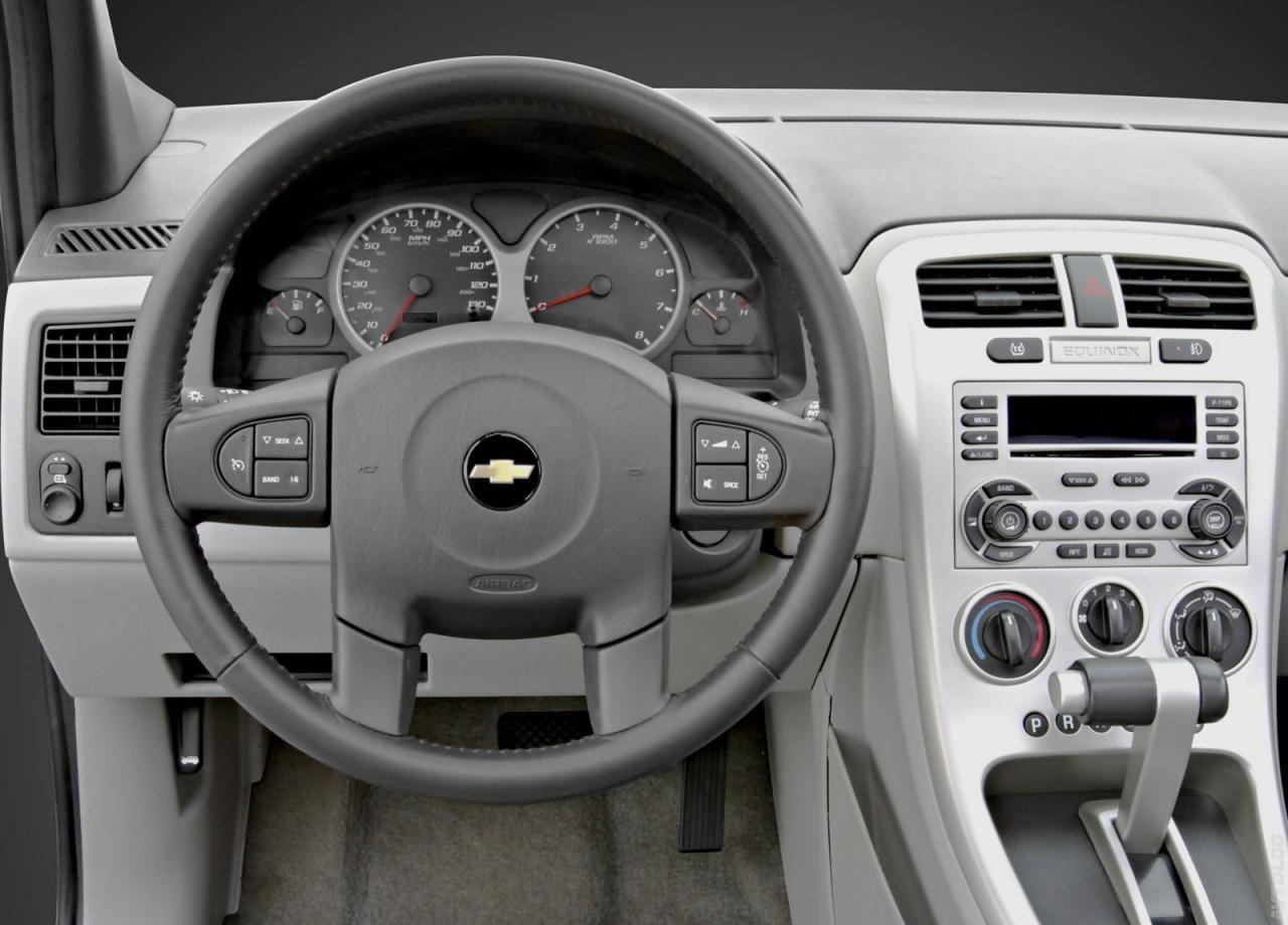2005 Chevrolet Equinox Chevrolet Equinox Chevrolet Equinox