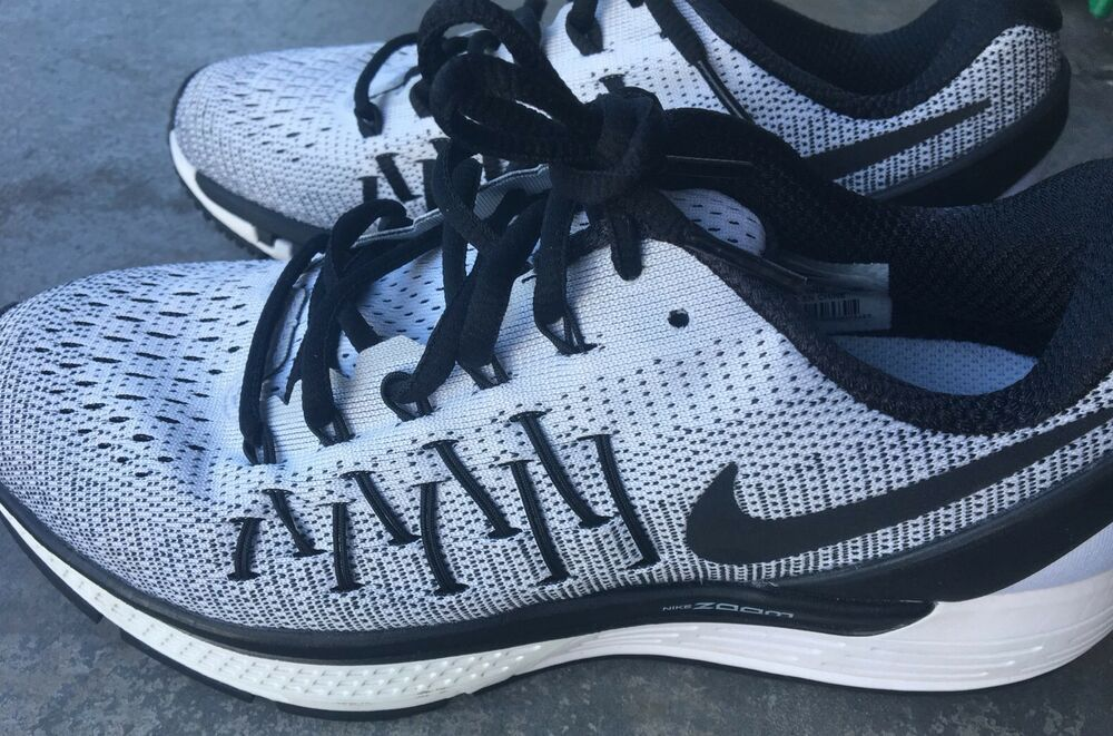 35f0c864d4ef2 NIKE AIR ZOOM ODYSSEY 2 844546-100 White Black Womens US 7 New In ...