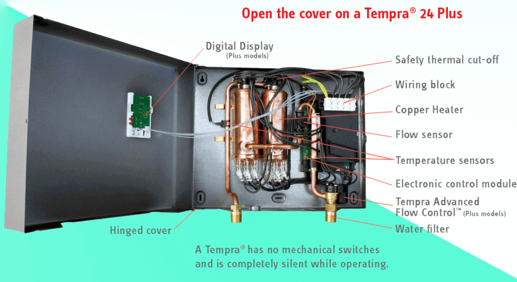 Water Heater Wiring Diagram Non Simultaneous on