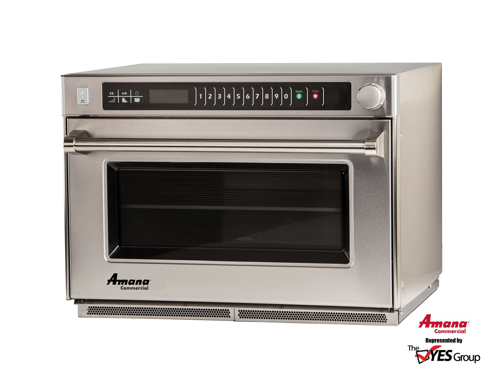 Amso35 By Amana Commercial Microwave Oven Cooking Equipment
