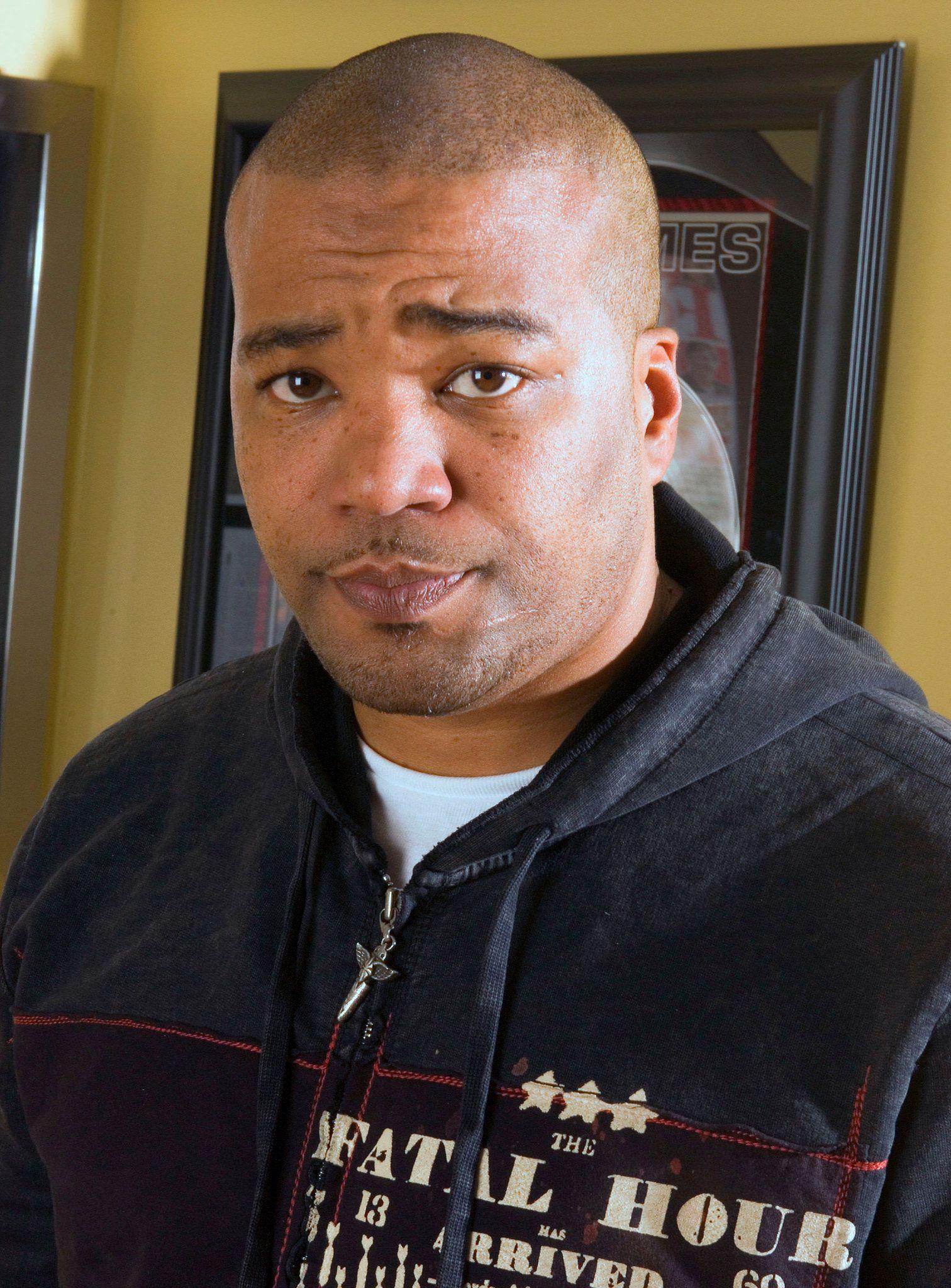 Chris Lighty Self Inflicted Gunshot Hip Hop Rap Stars