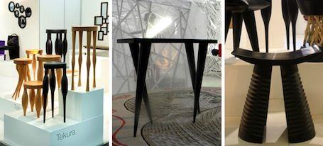 modern african furniture. Beautiful African Carved Furniture From Tekura Modern