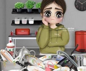 1000 Imagenes Sobre Girly En We Heart It Ver Mas Sobre Girly Y Cartoonish In 2020 Girly Art Illustrations Cute Cartoon Girl Girly Drawings