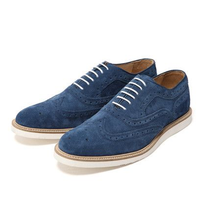 SILAS Wing Tip Shoes