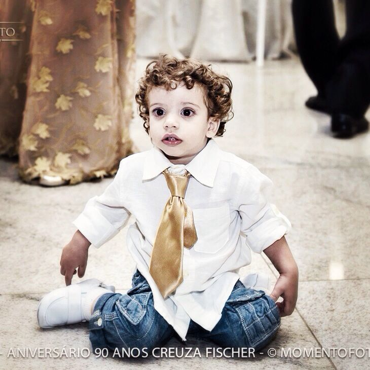 Daniel, meu neto mais novo!