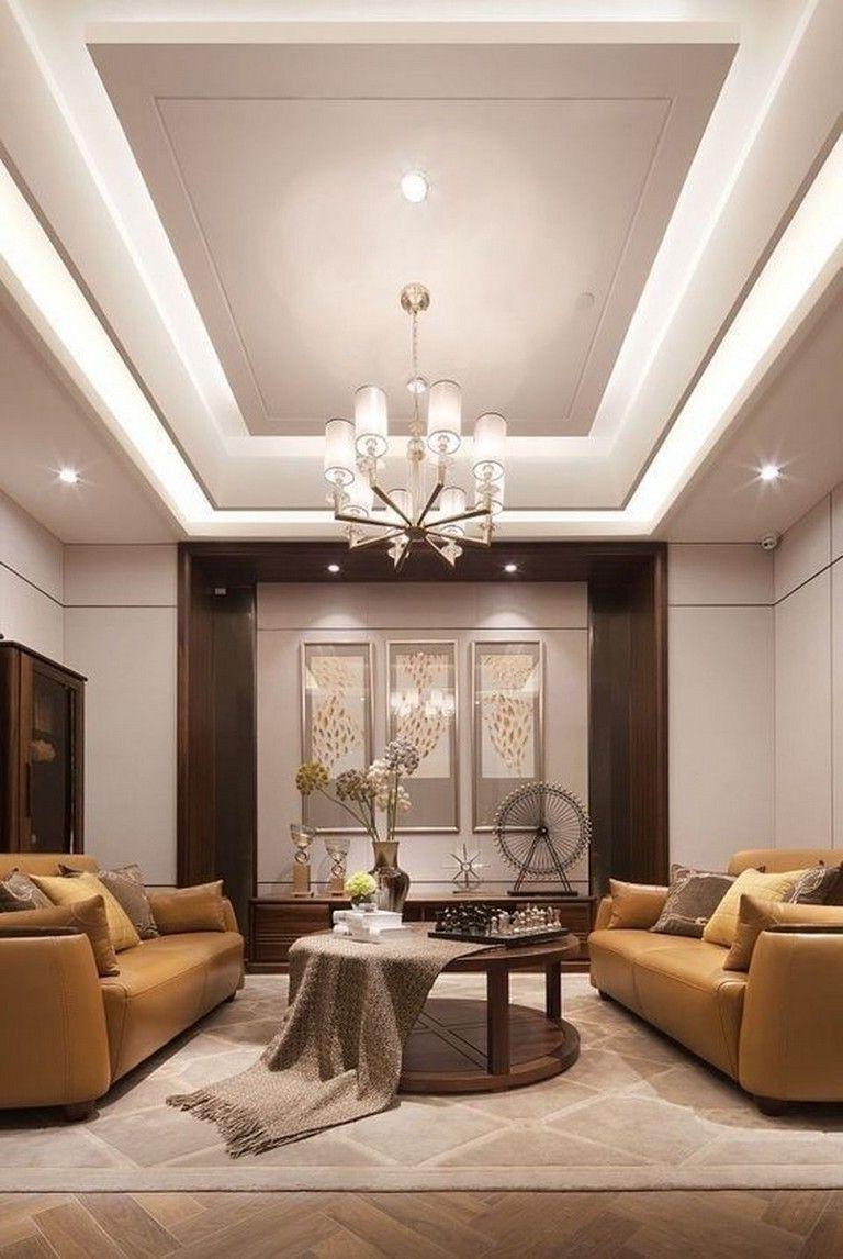 Perfect Lighting Design For Modern Living Room In Your House Lighting Lightingdesign In 2020 Ceiling Design Living Room Ceiling Design Bedroom Cove Lighting Design