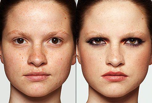 Makeup for small eyes: basic principles