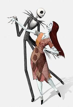Jack and Sally from The Night Before Christmas http://i185 ...