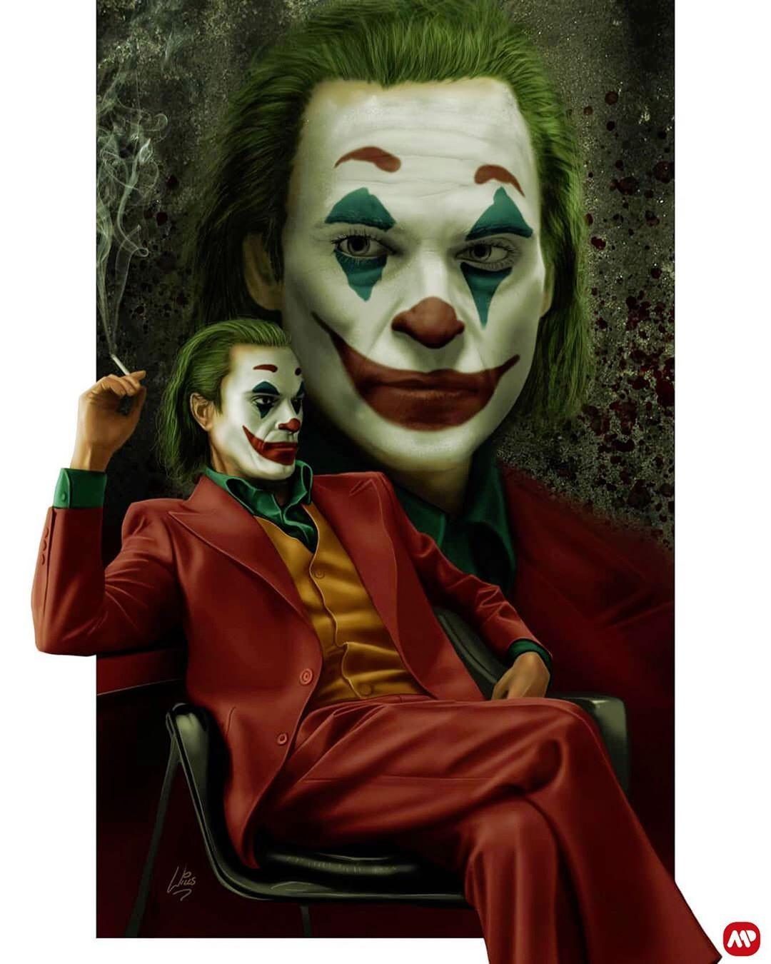 Pin on † Villain Dual The Joker ♠ ️♦️ & His Villainess