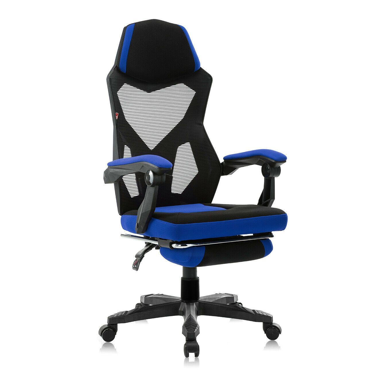 Burostuhl Chefsessel Racing Chair Gaming Stuhl Schreibtischstuhl Blau My Sit Buromobel In 2020 Office Furniture Set Office Furniture Design Ikea Office Furniture