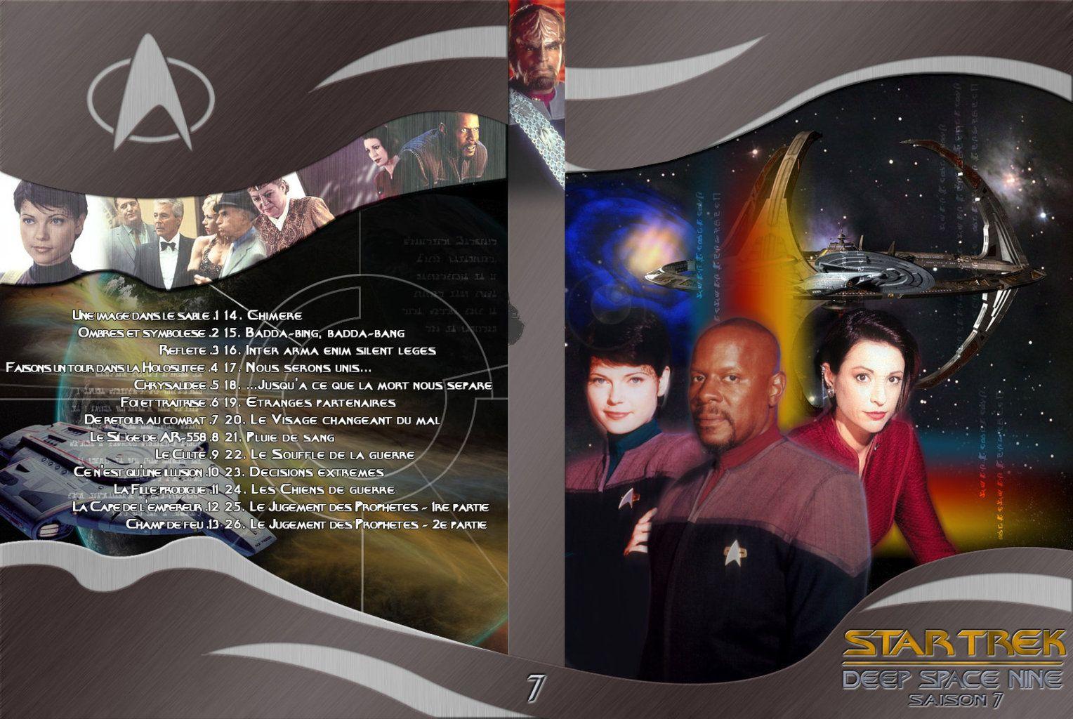 Star Trek Deep Space Nine - Saison 7