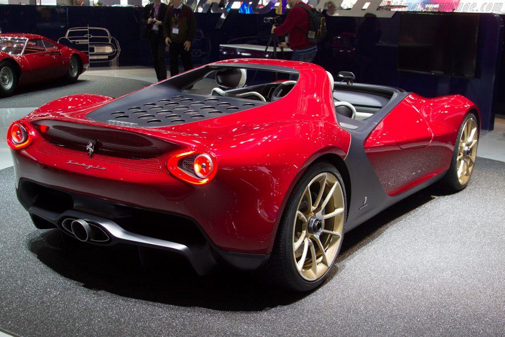 Ferrari Sergio Pininfarina Barchetta Cool Cars Pinterest