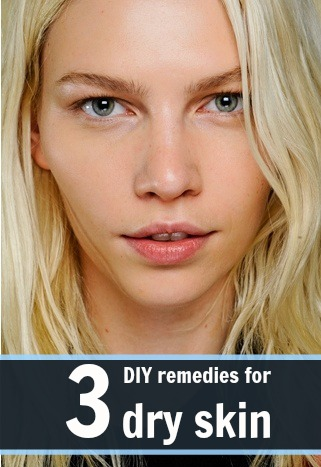 diy remedies for dry skin