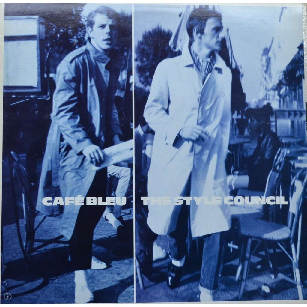 The Style Council , Cafe Bleu Limited Edition Colored Import