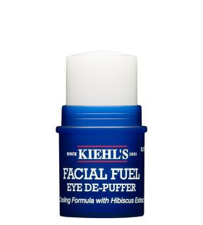 Kiehl's Facial Fuel Eye De-Puffer... love this stuff!
