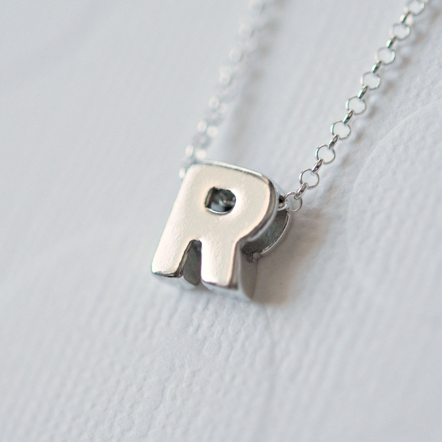 necklace pendant products custom billy silvertag initial personalized heart tag productdetail and silver with letter