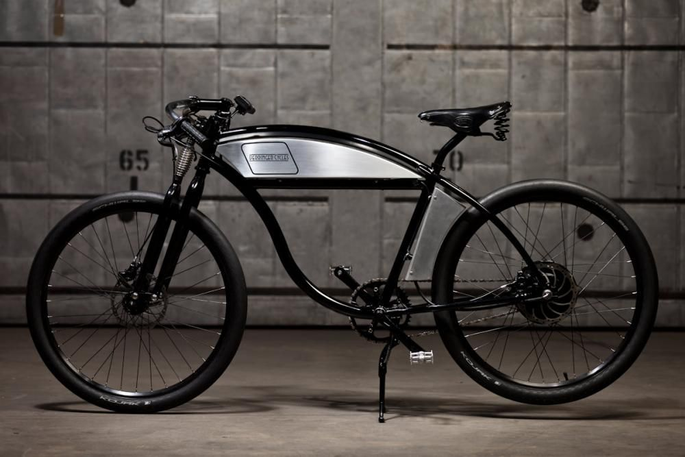 540decad5 Derringer Electric Bike