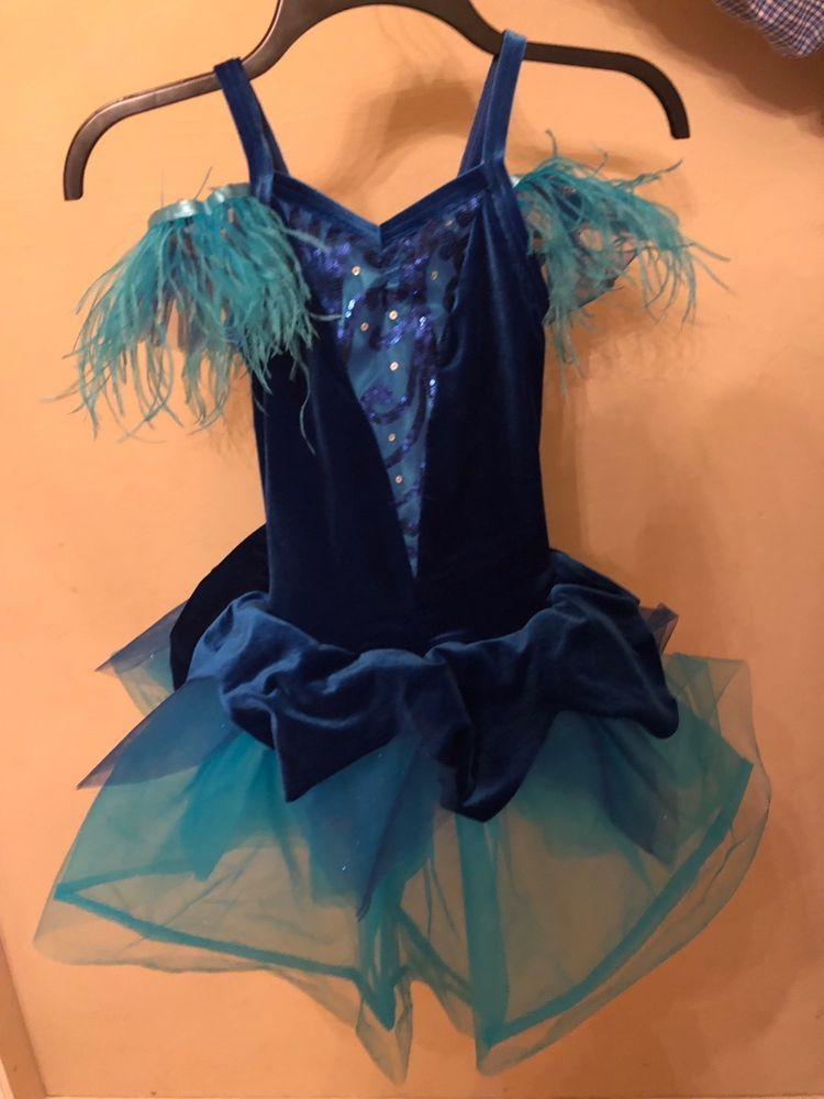 08a81f2ee girls ballet or costume dress size 5-7 brand Weissman  fashion ...