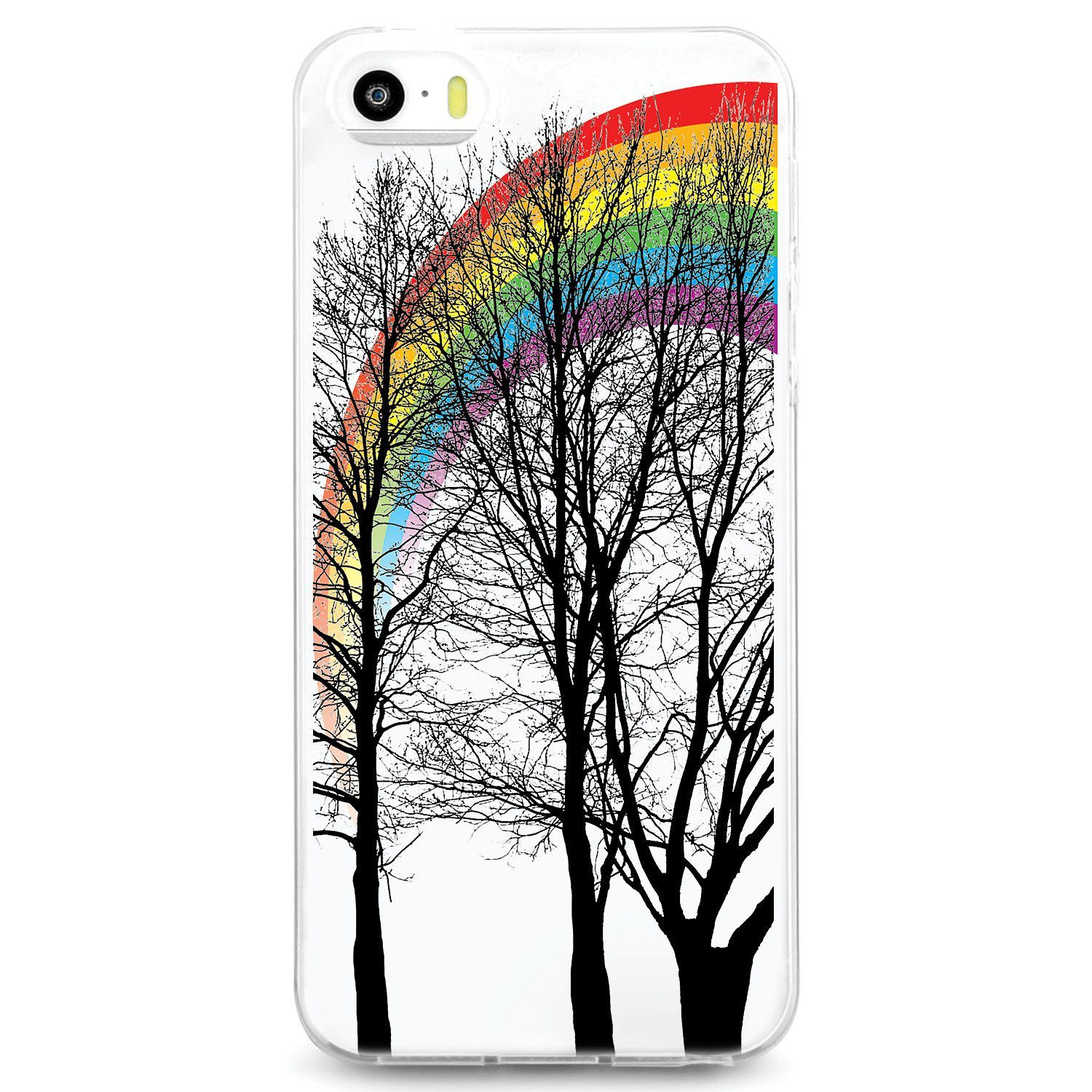 Rainbow Tree Forest