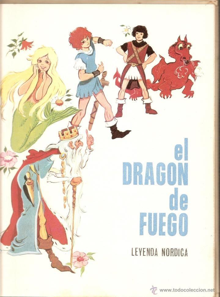 Libros de segunda mano: El dragón de fuego - Foto 5 - 43923607