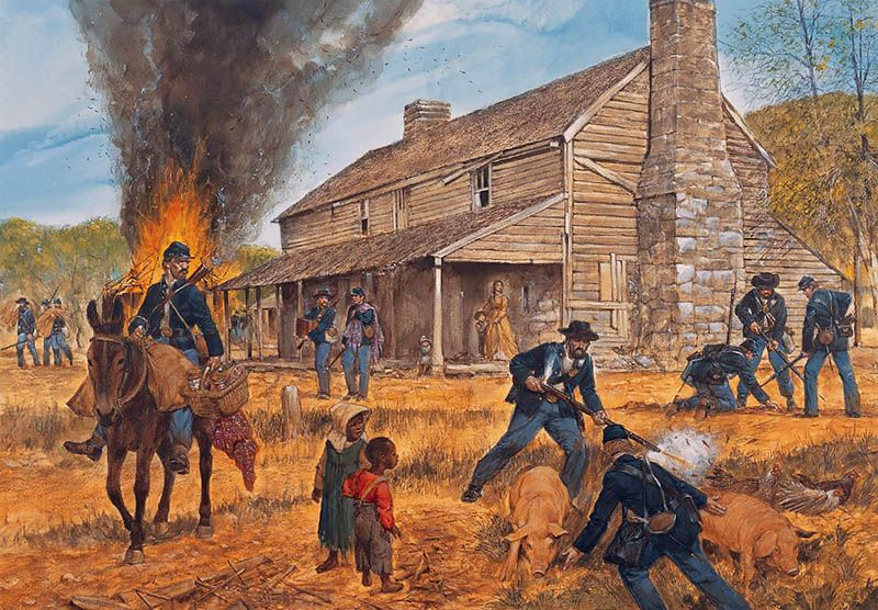 Battles America Sea Land Colonial Revolutionary