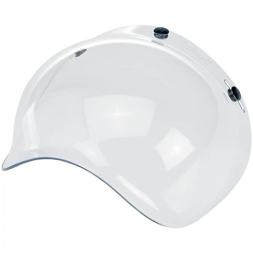 Biltwell Anti-Fog Bubble 3-Snap Shield Yellow