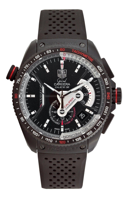 1b400fac2c4 Acessórios · TAG Heuer Grand Carrera Automatic Chronograph