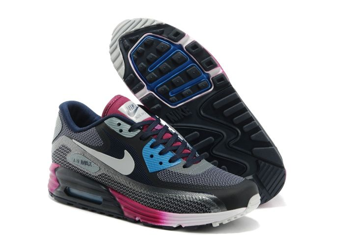Nike Air Max Lunar 90 Women Black