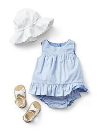 e2a9c3734e03 Baby Clothing: Baby Girl Clothing: new arrivals | Gap | Baby Girl ...