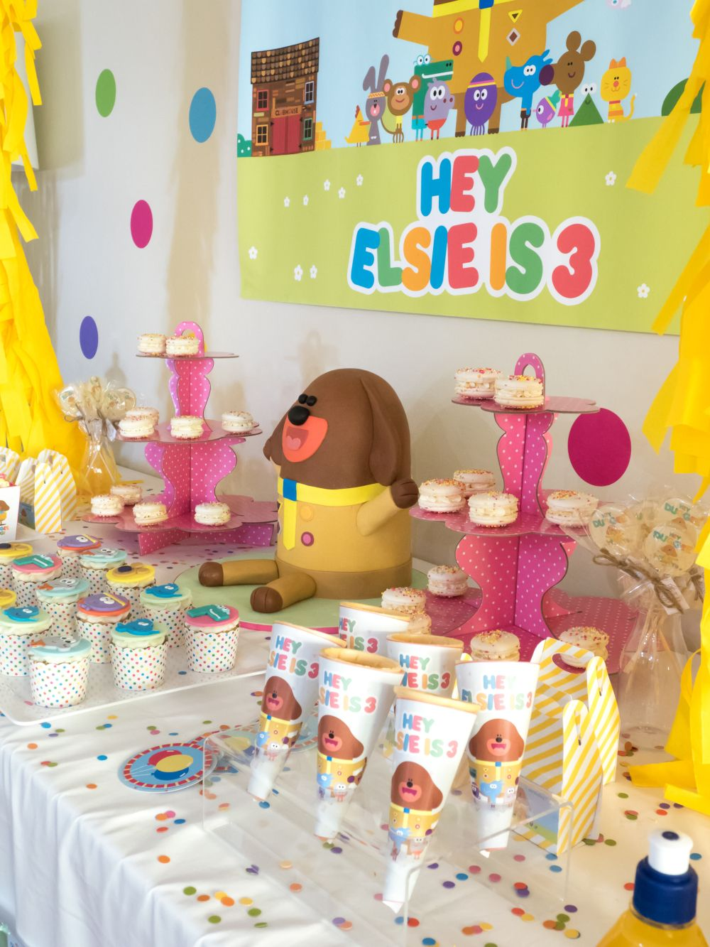 Image result for hey duggee party Toddler birthday party
