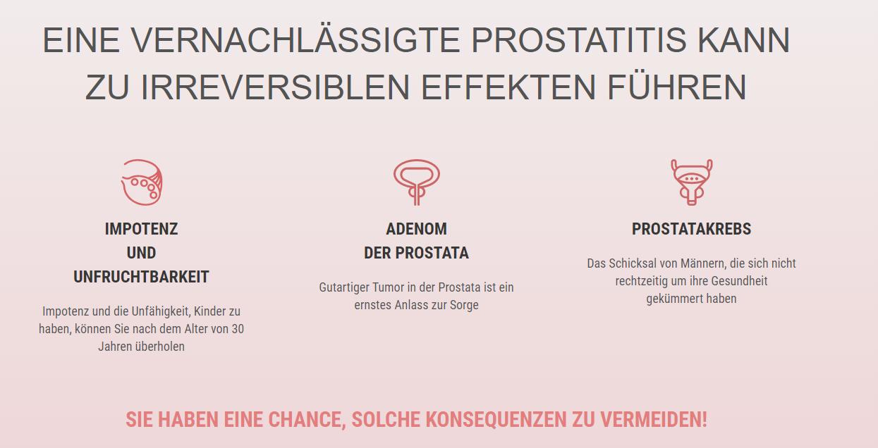 prostatitis unfruchtbarkeit