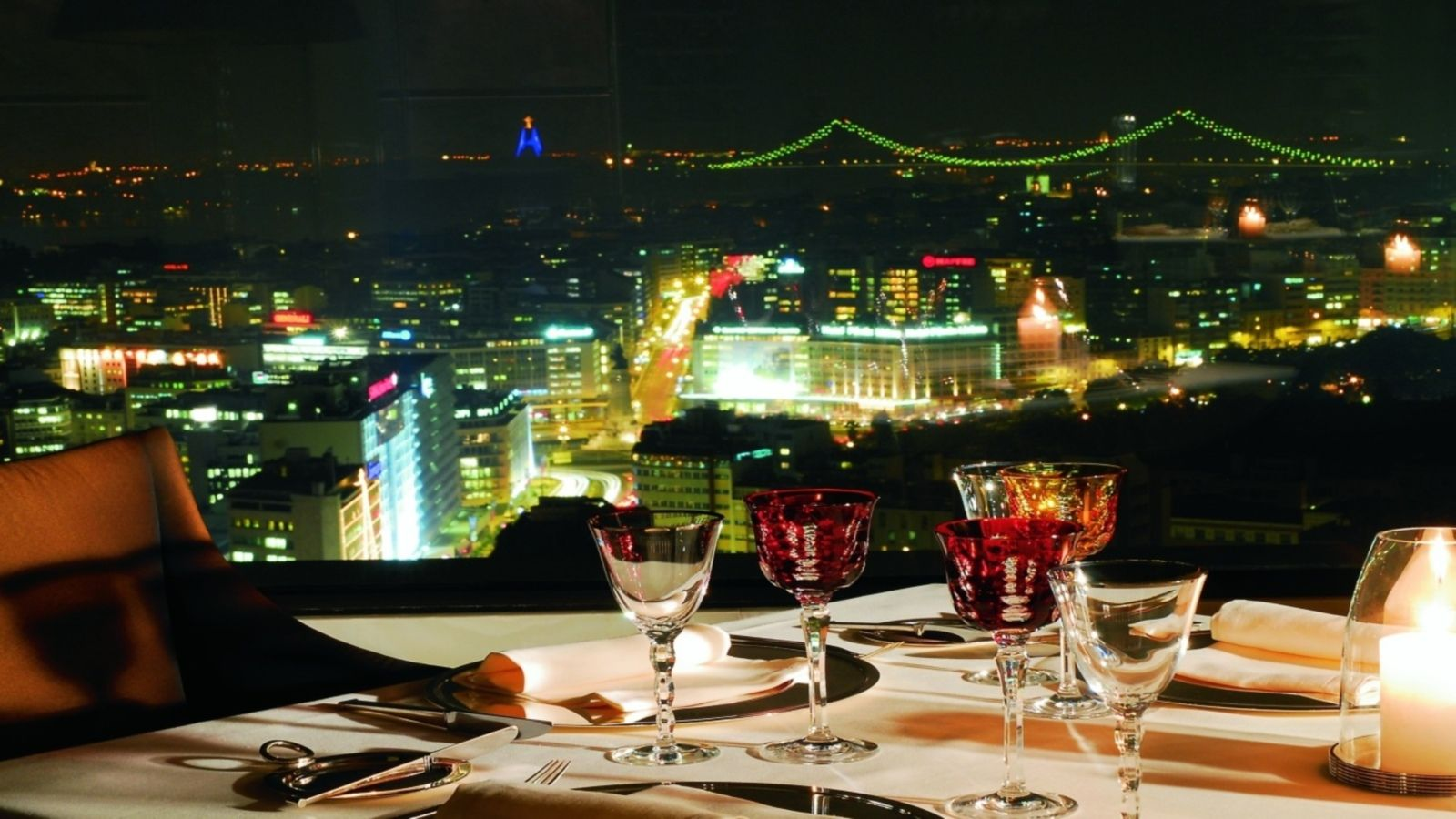 Inspire-se na vista mais apaixonante de Lisboa. Sheraton Lisboa Hotel & SPA