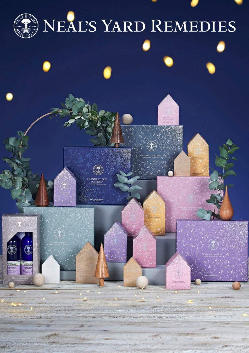 ONLINE CHRISTMAS GIFT CATALOGUE from Health in your Home Neal\'s Yard ...
