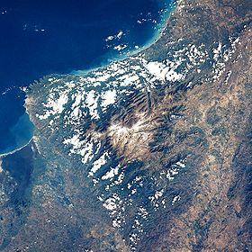 Sierra Nevada de Santa Marta - a mountain with all the climates and