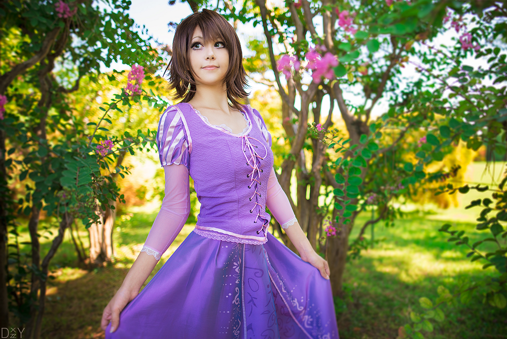 Tangled - Rapunzel by KiaraBerry | Cosplay (Everything & Anything ...