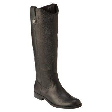 $59.99  Women's Merona® Kasia Tall Leather Boots - Black