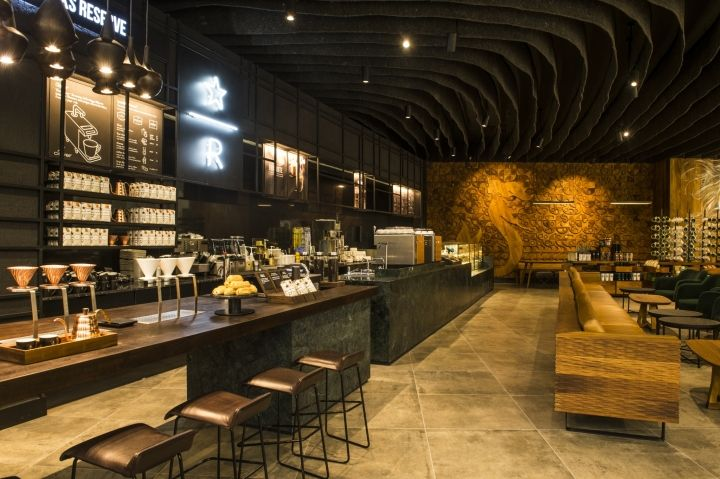 Starbucks Mall Of Africa Johannesburg South Retail Design Blog