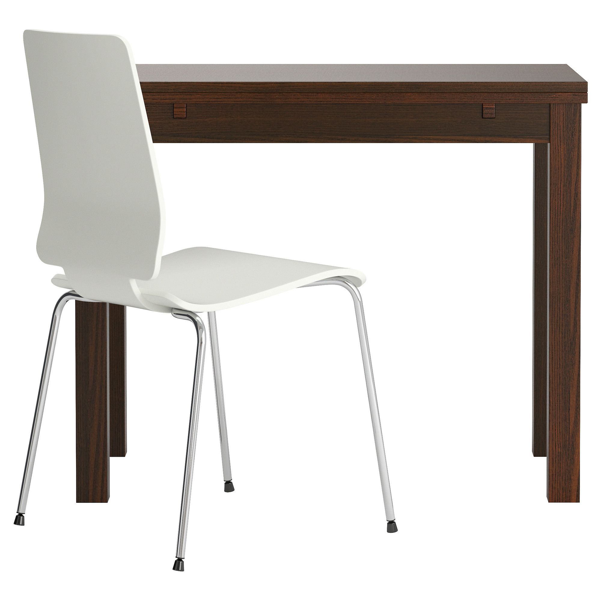 Ikea Bjursta Bank Bjursta Gilbert Table And 1 Chair Ikea But The Bigger Table And