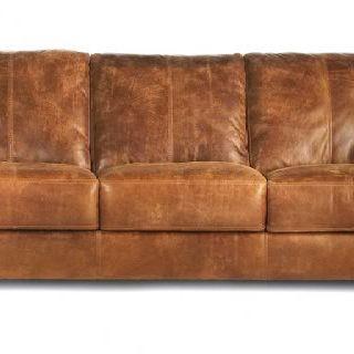 Saddle Leather Sofa Perfect