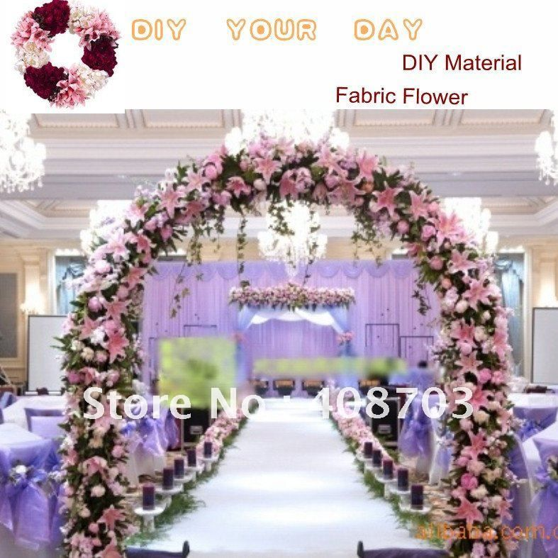 Free Shipping Bridal Flower Arrangements Lilys Supplies