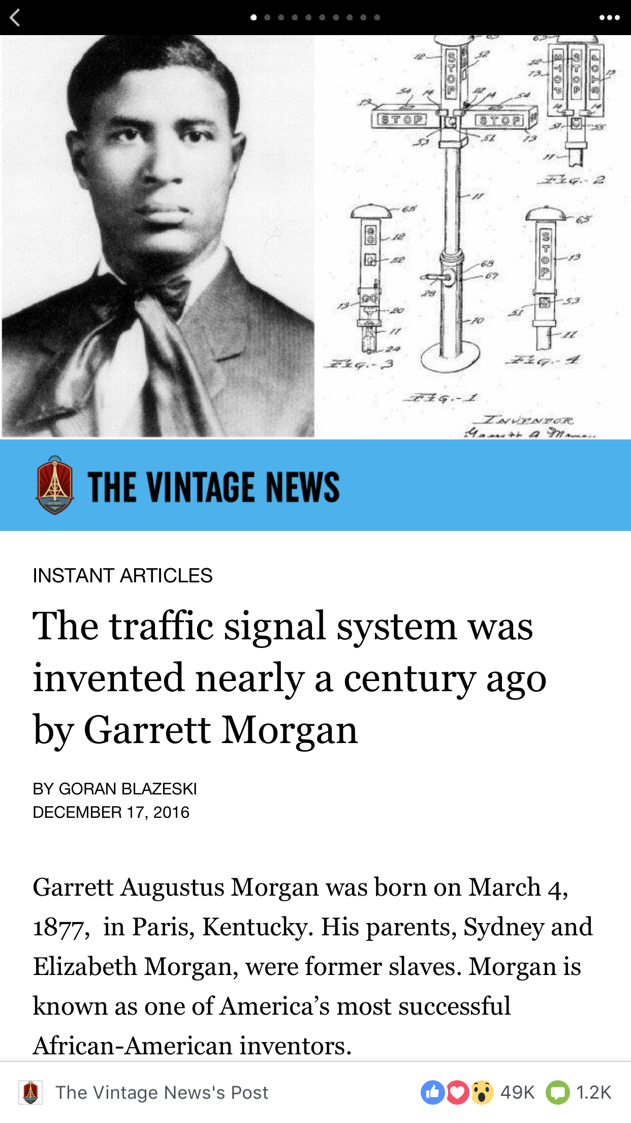 Who Invented The Traffic Light System Americanwarmoms Org