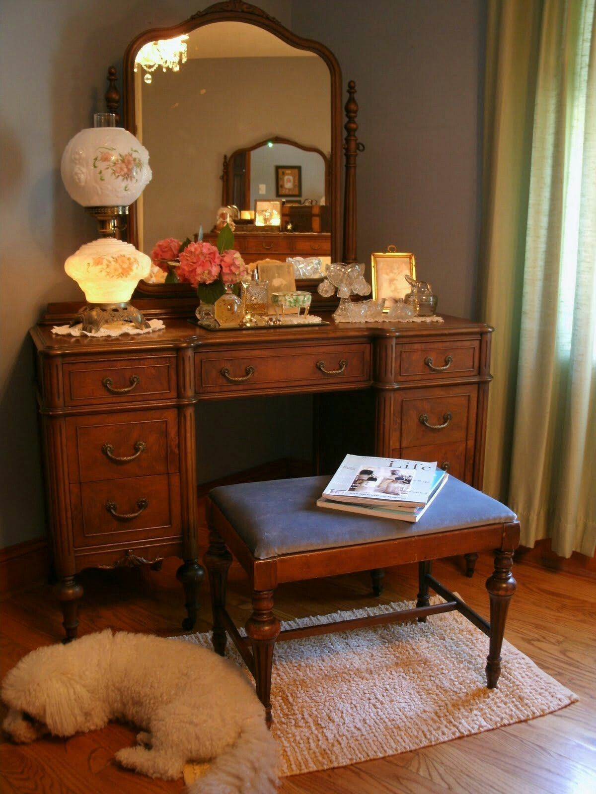 Convallaria maialis apartment pinterest shabby vanities and cabin
