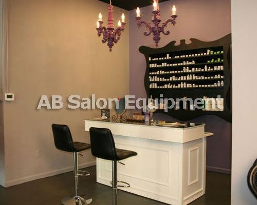 Salon color bar color center stuff for work for A design and color salon