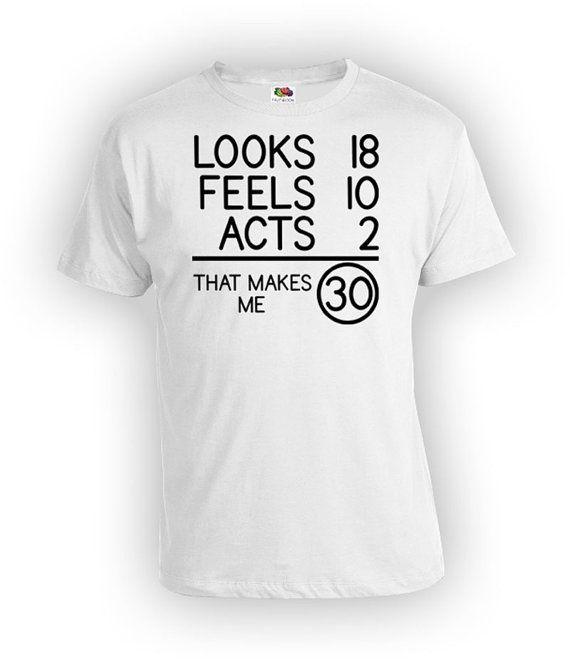 30th Birthday T Shirt
