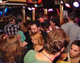Party Cafe Candela is a bar, lounge and nightclub all wrapped into one. Every night of the week, there is something going on. When you feel the need to move your feet and dance the night away, clubbing starts around 11:00 p.m. If you're looking for a different kind of dancing, bring a friend to one of the salsa nights to learn a little salsa dancing.